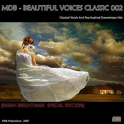 SARAH BRIGHTMAN - BEAUTIFUL VOICES CLASSIC 002 (2007)